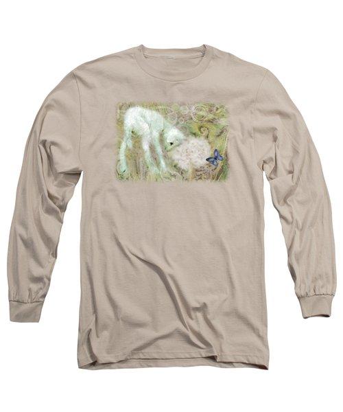 Worthy Is The Lamb Long Sleeve T-Shirt