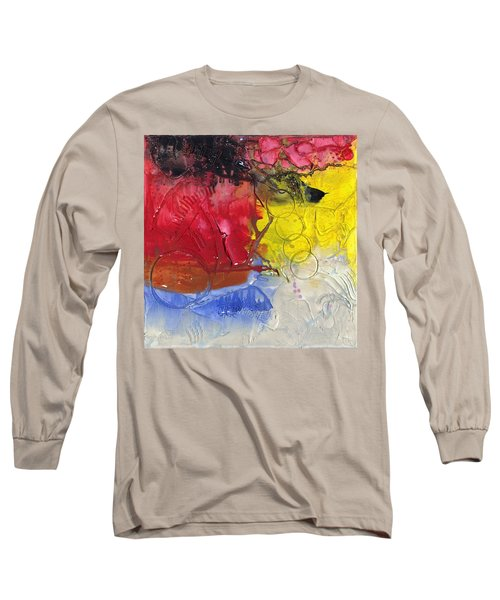 Wounded Long Sleeve T-Shirt by Phil Strang