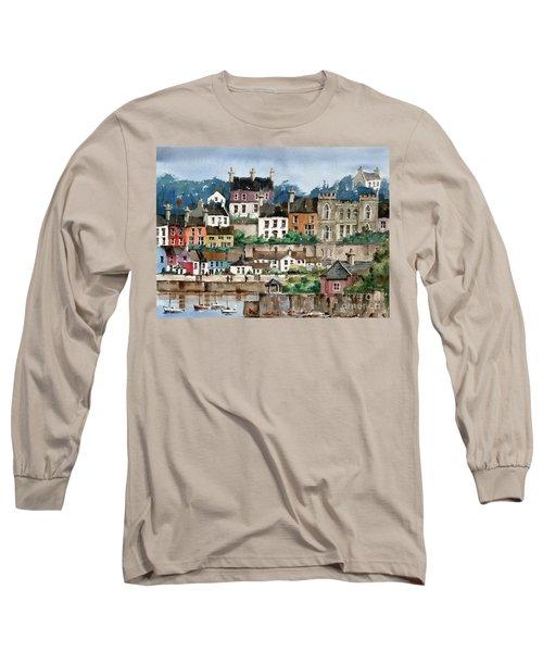 F 762   Kinsale Harbour, Cork Long Sleeve T-Shirt