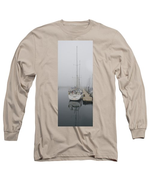 Yacht Doesn't Go In The Fog Long Sleeve T-Shirt