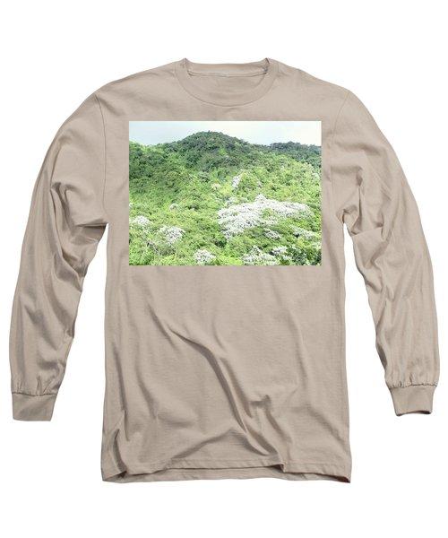 Yagrumo Long Sleeve T-Shirt