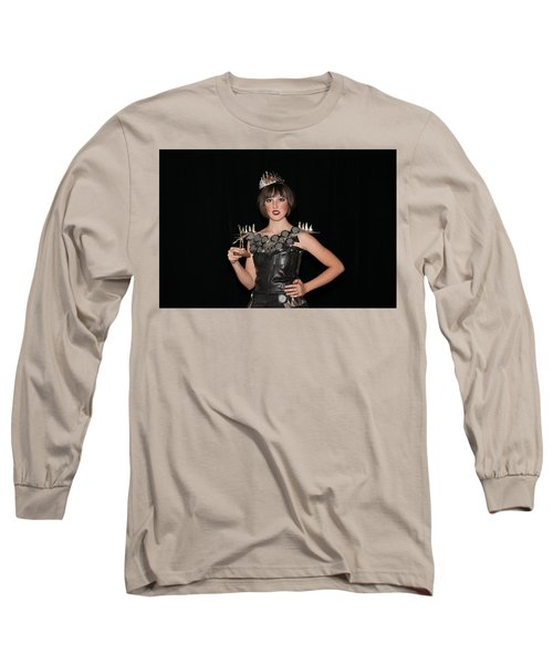 Yarrow In Vestiges Of The Future Long Sleeve T-Shirt