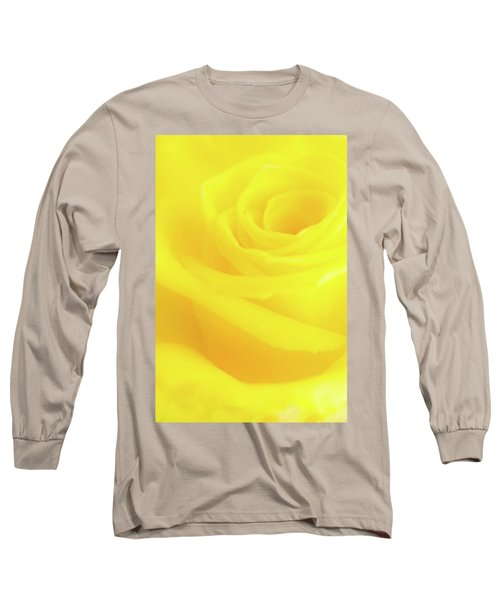 Yello Rose Long Sleeve T-Shirt