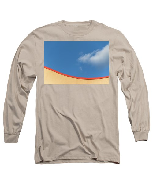 Yellow And Blue - Long Sleeve T-Shirt