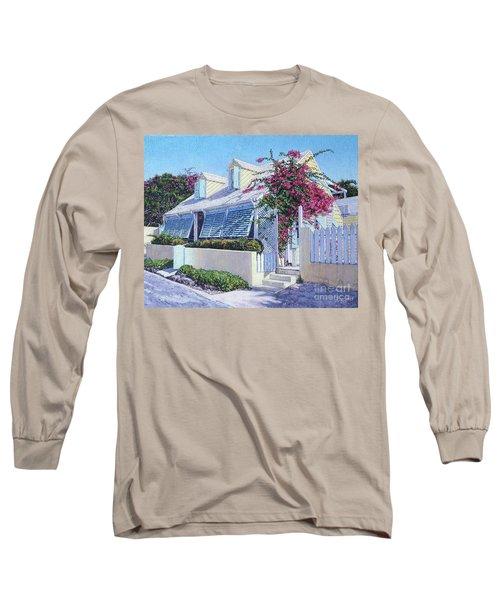 Yellow Bird Long Sleeve T-Shirt