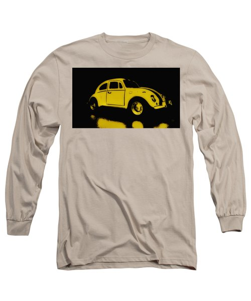 Yellow Bug Long Sleeve T-Shirt