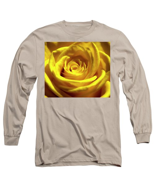 Yellow Dream 2 Long Sleeve T-Shirt