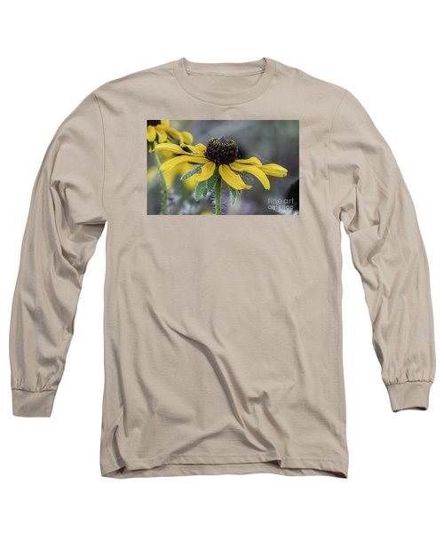 Yellow Flower 6 Long Sleeve T-Shirt