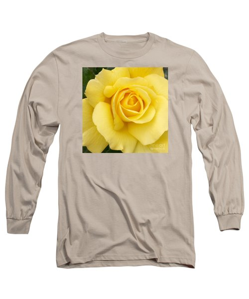 Yellow Gold Long Sleeve T-Shirt