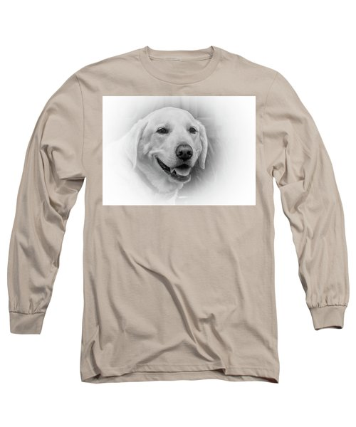 Yellow Labrador Long Sleeve T-Shirt