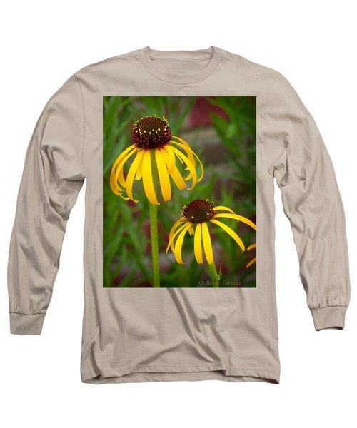 Yellow Pair Long Sleeve T-Shirt