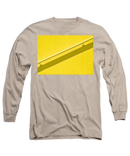 Yellow Rail Long Sleeve T-Shirt