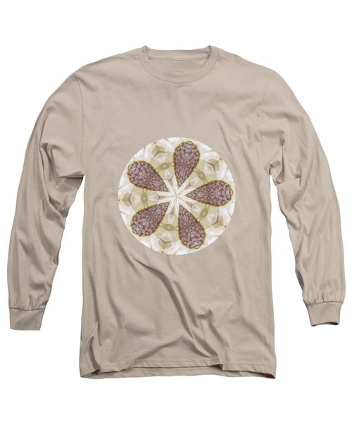 Yellow Star Thistle Long Sleeve T-Shirt