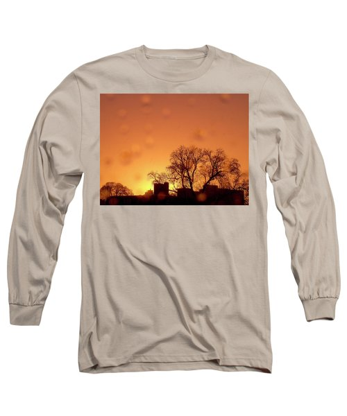 Yellow Sun Long Sleeve T-Shirt