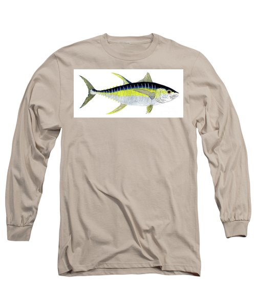 Yellowfin Tuna Long Sleeve T-Shirt