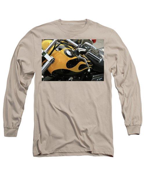 Yellowjacket Long Sleeve T-Shirt