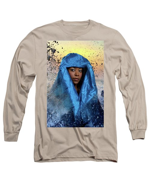 Yemaya Long Sleeve T-Shirt