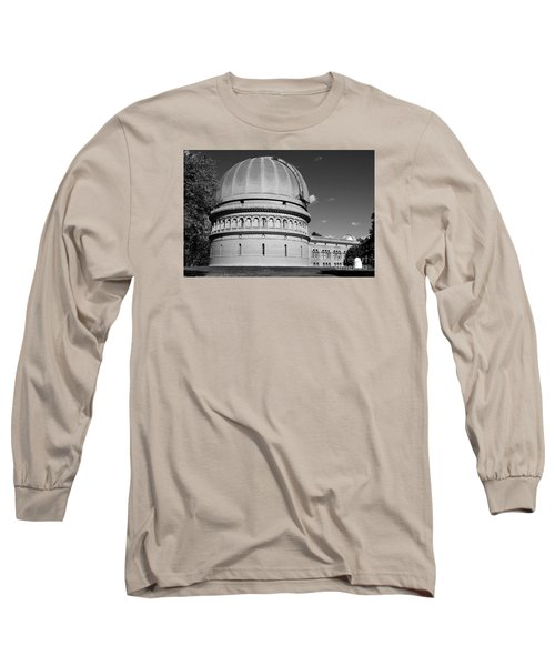 Long Sleeve T-Shirt featuring the photograph Yerkes Observatory  by Ricky L Jones