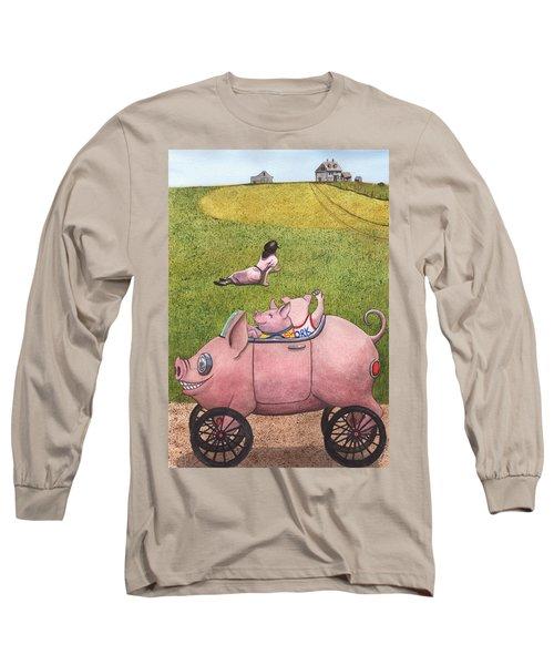 Yo, Christina Long Sleeve T-Shirt