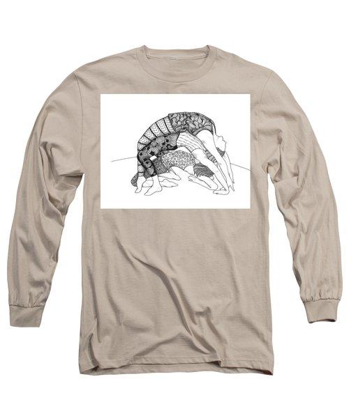 Yoga Sandwich Long Sleeve T-Shirt