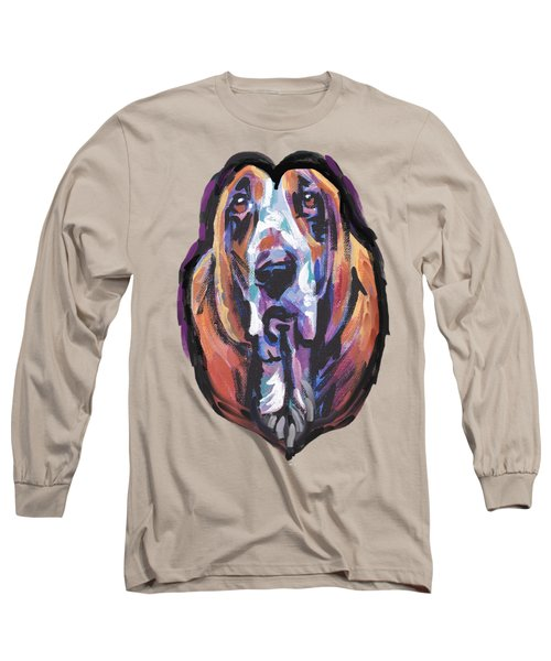You Are My Basset Hound Heart Long Sleeve T-Shirt