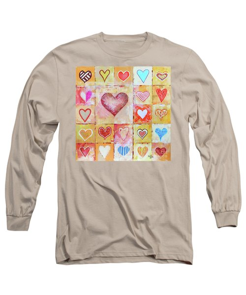 You Can Only See Clearly With Your Heart Long Sleeve T-Shirt