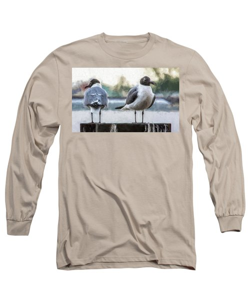 You Got My Back, Yeah,  I Got Your Back Long Sleeve T-Shirt