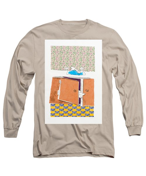 You Looking For Me Long Sleeve T-Shirt