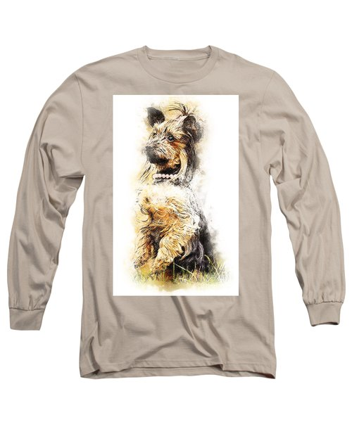 You Ready Long Sleeve T-Shirt