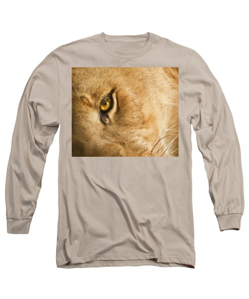 Your Lion Eye Long Sleeve T-Shirt