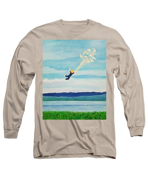 Youth Is Fleeting Long Sleeve T-Shirt
