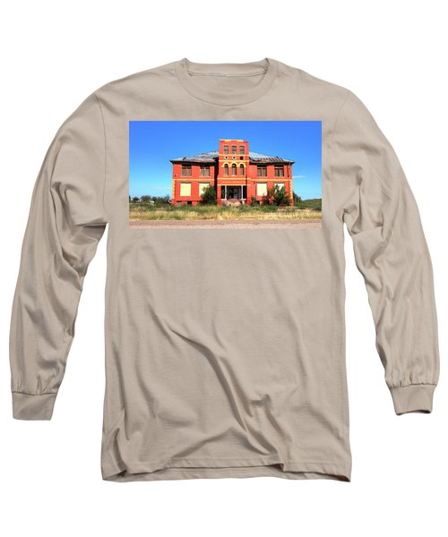 Yoyah School House Long Sleeve T-Shirt