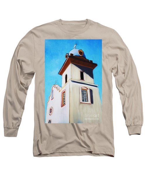 Ysleta Mission Long Sleeve T-Shirt