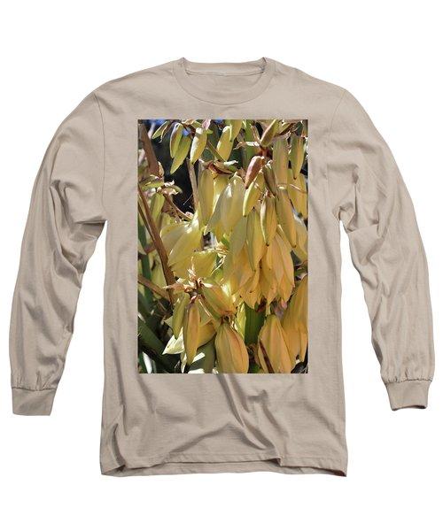 Yucca Bloom II Long Sleeve T-Shirt