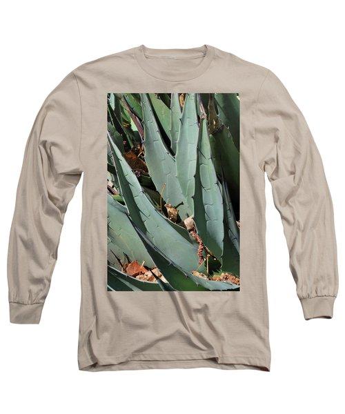 Yucca Leaves Long Sleeve T-Shirt