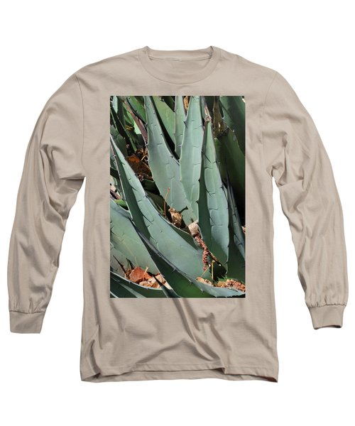 Yucca Leaves Long Sleeve T-Shirt