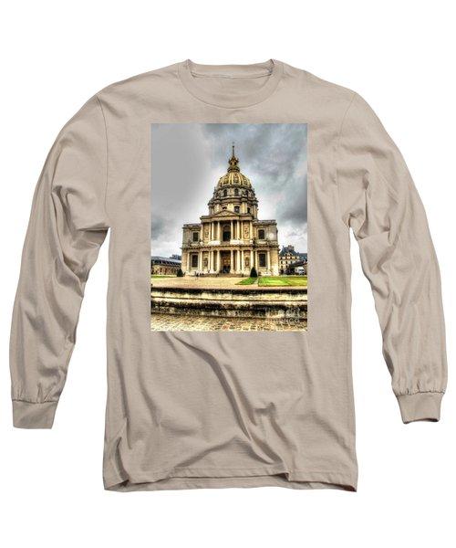 Yury Bashkin Nice Place Long Sleeve T-Shirt by Yury Bashkin