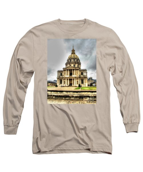 Yury Bashkin Nice Place Long Sleeve T-Shirt