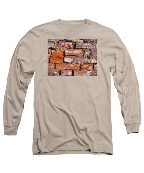 Yury Bashkin Old Wall Long Sleeve T-Shirt