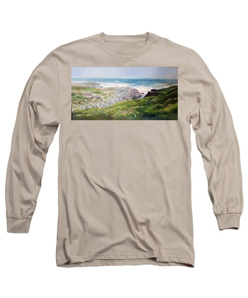 Yzerfontein Oggend Long Sleeve T-Shirt