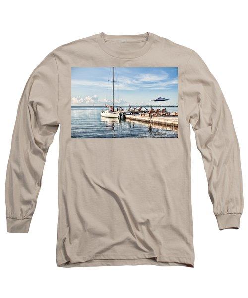 Zen Say Long Sleeve T-Shirt