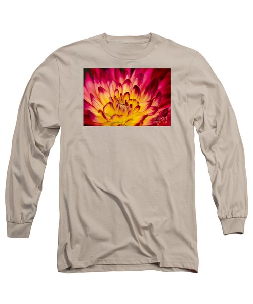 Zoey Rey Long Sleeve T-Shirt by Nick  Boren