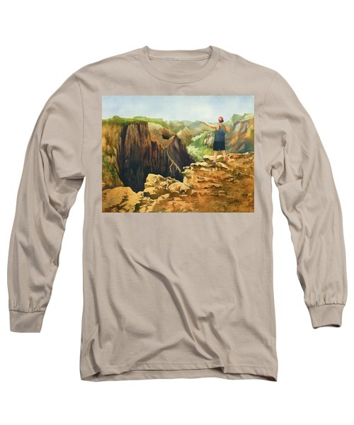 Zoom Long Sleeve T-Shirt