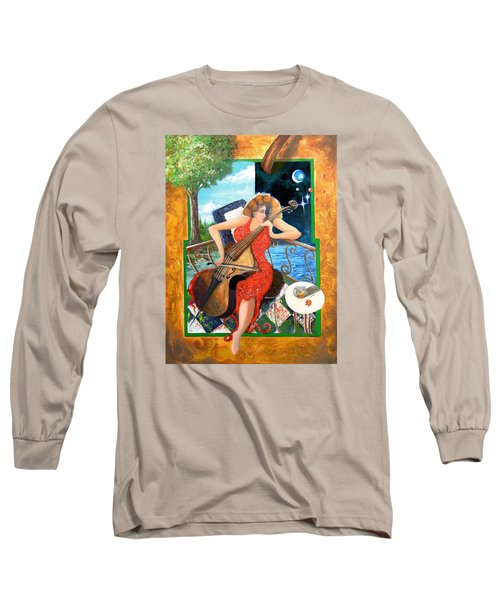 Zoraida Long Sleeve T-Shirt