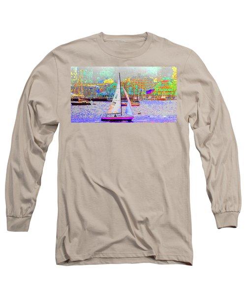 1-13-2009babcdefghij Long Sleeve T-Shirt