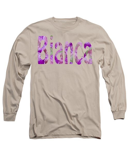 Bianca Long Sleeve T-Shirt