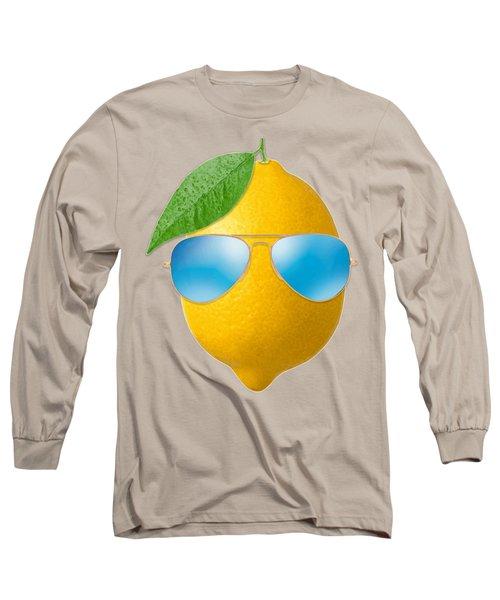 Cool Lemon Long Sleeve T-Shirt