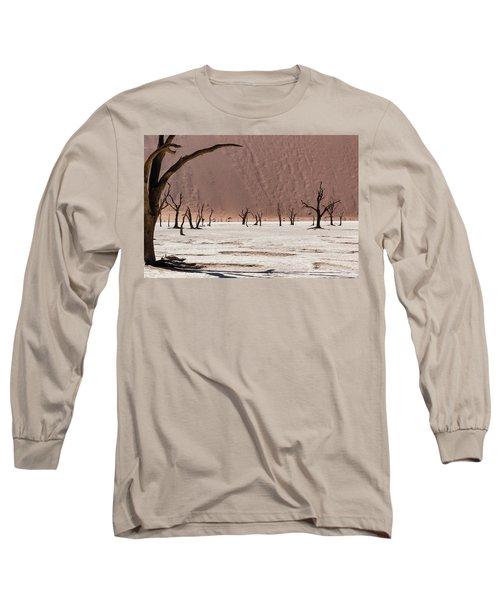 Deadvlei Desert Long Sleeve T-Shirt