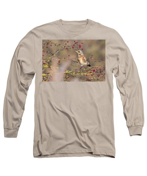 Fieldfare Long Sleeve T-Shirt