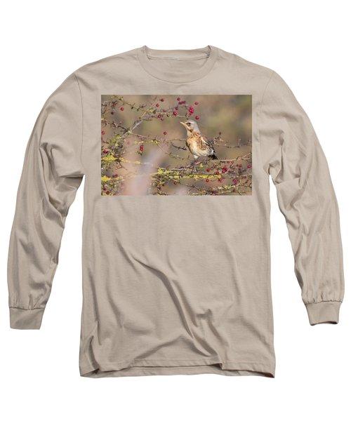 Fieldfare Long Sleeve T-Shirt